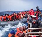 OIM y ACNUR condenan la devolución de 270 migrantes a Libia