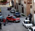 La investigación policial confirma el parricidio de Olite pero no el motivo