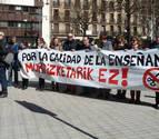 Sindicatos de la enseñanza convocan una manifestación para el 5 de mayo