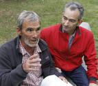 Montañeros navarros lloran la pérdida de Mari Ábrego