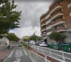 Una mujer de 82 años, herida en un atropello en la avenida de Villava