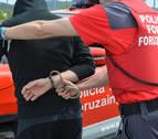 Detenido un vecino de Olloki tras provocar altercados en una discoteca de Pamplona