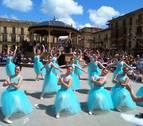 Tafalla, un escenario para la danza