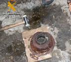Desarticulado en la Ribera un taller clandestino dedicado a la reparación de vehículos