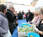 Las Jornadas de Exaltación y Fiesta de la Verdura de Tudela, fiesta de interés de Navarra
