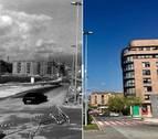IMAGEN INTERACTIVA | Cuando cambió ... el barrio de Mendebaldea