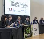 Promotores, consultores y Gobierno debatieron sobre los retos del sector inmobiliario en Navarra