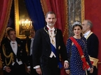 El guiño con el que la reina Letizia quiere cerrar el rifirrafe de Pascua con su suegra