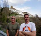 VÍDEO | Patrice, el francés que quiere envejecer en Castillonuevo