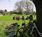 44 paseos guiados en bicicleta por distintos itinerarios de Navarra