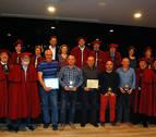 Bodega Inurrieta de Falces se lleva tres premios de la Cofradía del Vino