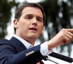 Rivera pide a Rajoy que