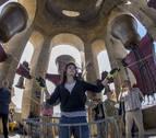 La Catedral y 4 iglesias de Pamplona reivindican el lenguaje de las campanas