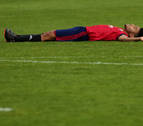 El empate ante la Peña Sport confirmó el descenso de Osasuna Promesas