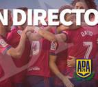 Así les hemos contado el empate de Osasuna en Alcorcón