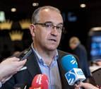 Maya hace un llamamiento en Pamplona al PSN, que insiste en votar su propia candidatura