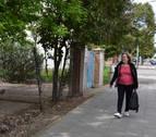 San Adrián inicia con 100.000€ la 2ª fase del parque de las Señoritas
