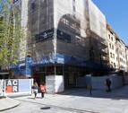El imposible de la carga y descarga en Pamplona