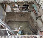 Las obras en el edificio de la Plaza del Castillo pueden seguir