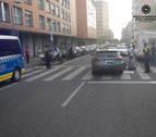 Un menor de 14 años, atropellado en San Jorge al cruzar un paso de peatones