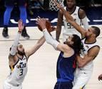 Ricky Rubio está a un triunfo de las semifinales en la Conferencia Oeste