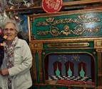 Ana Bueno comparte la memoria de una familia de titiriteros
