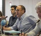 Igúzquiza buscará un acuerdo para la planta que implique al Gobierno