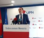 UPN negocia con Rajoy que los viajes en el día por la autopista AP-15 sean gratuitos