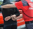 Detenido por amenazar a su expareja que se refugiaba en un bar de Tudela
