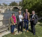 UPN acusa al equipo de gobierno de dejadez en la gestión del río Arga