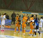 El Aspil-Vidal recibe en racha al Jaén en el Pabellón Universitario