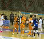 El Aspil-Vidal se juega ante el Jaén su pase al 'playoff'