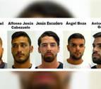 Los cinco condenados y cómo han pasado este tiempo en prisión