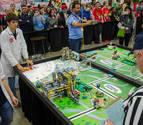La tecnología navarra del Lego se hace grande en Detroit