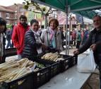 Andosilla pone en valor los productos locales con su feria gastronómica