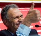 Joaquín Caparrós, nuevo director de fútbol del Sevilla