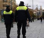 Dos personas resultan heridas tras sufrir sendos accidentes laborales en Pamplona