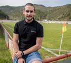 Una lesión en la tibia aleja a Ander Zabaleta (San Juan) de los campos de fútbol