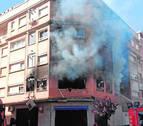 Buscan a la expareja de una mujer de Albal (Valencia) por incendiar su edificio