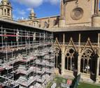 Abierto el plazo de inscripción para visitar las obras de la Catedral de Pamplona