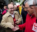 Iceta confía en que el independentismo propondrá un candidato