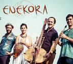 Concierto en Condestable del grupo Enekora este jueves