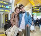 Amaia y Alfred, rumbo a Lisboa para conquistar al público europeo