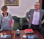 """Maya, a Asiron: """"Sería reconfortante para Pamplona que el alcalde condenara a ETA"""""""