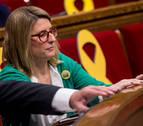 Elsa Artadi se queda sin oposición para presidir la Generalitat