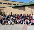 El instituto Benjamín de Tudela galardona a más de 100 alumnos