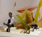 Verduras, rosado y nueve empresas navarras, en el Salón de Gourmets de IFEMA