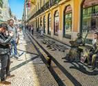 Los 'eurofanes' toman Lisboa a un día del arranque oficial de Eurovisión