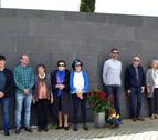 El Parque de la Memoria de Sartaguda pide no olvidar nunca