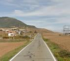 Dos ciclistas, heridos en sendos accidentes ocurridos este sábado en Navarra